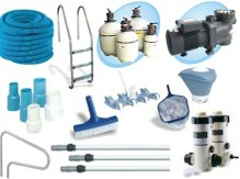 productos de limpieza de piscinas en Tarragona