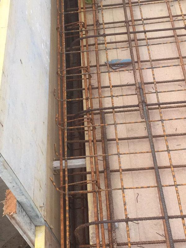 Estructura para piscina jul n piscines construcci n for Estructura para piscina