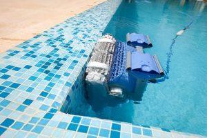 Limpia piscinas