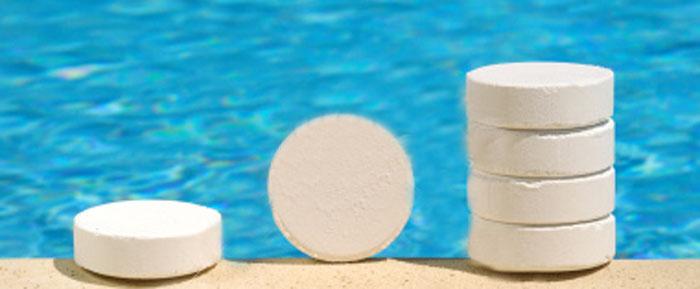Como aplicar el cloro en nuestra piscina
