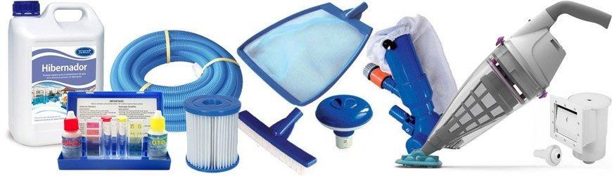 Productos de calidad para el mantenimiento de tu piscina