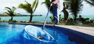 Como Mantener limpia la piscina