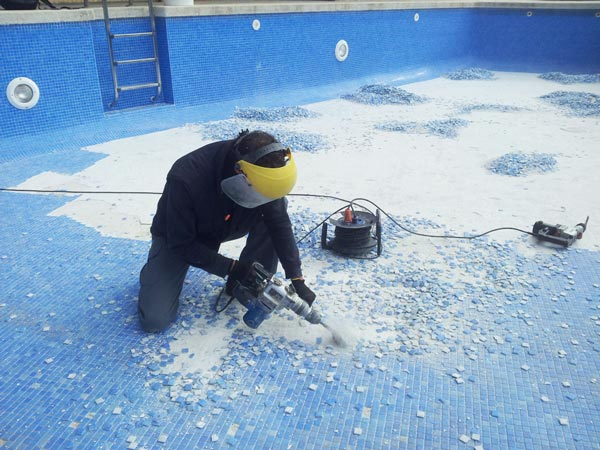mantenimiento de piscinas en Tarragona Julián Piscines